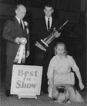 Best in Show 1968 The Pekingese